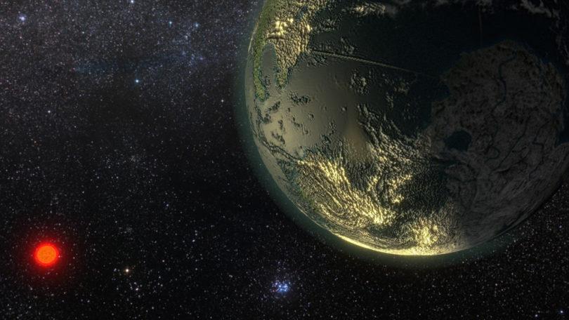 Exoplaneta ou planeta extrasolar